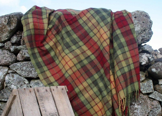 Tartan Blanket: Autumn Buchanan