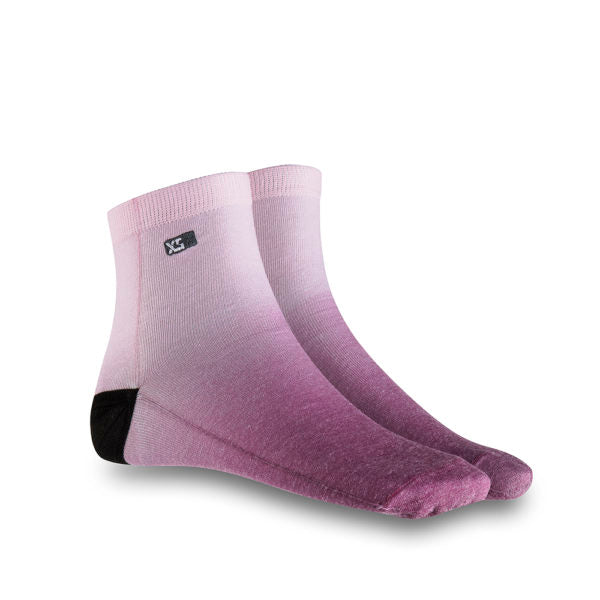 XS UNIFIED: Ombré Ankle Socks