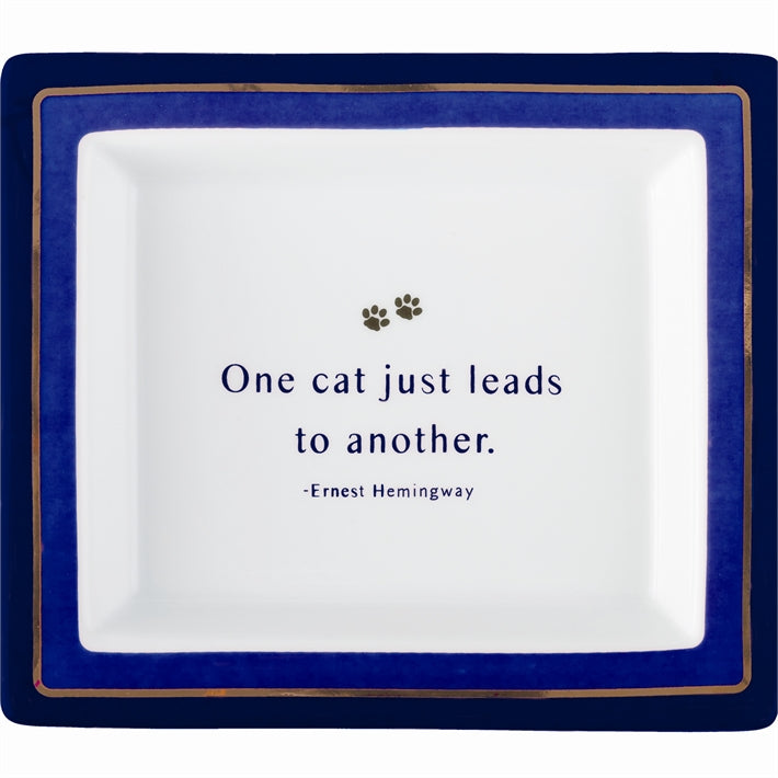 "Wise Sayings: Cat ""One cat..."""