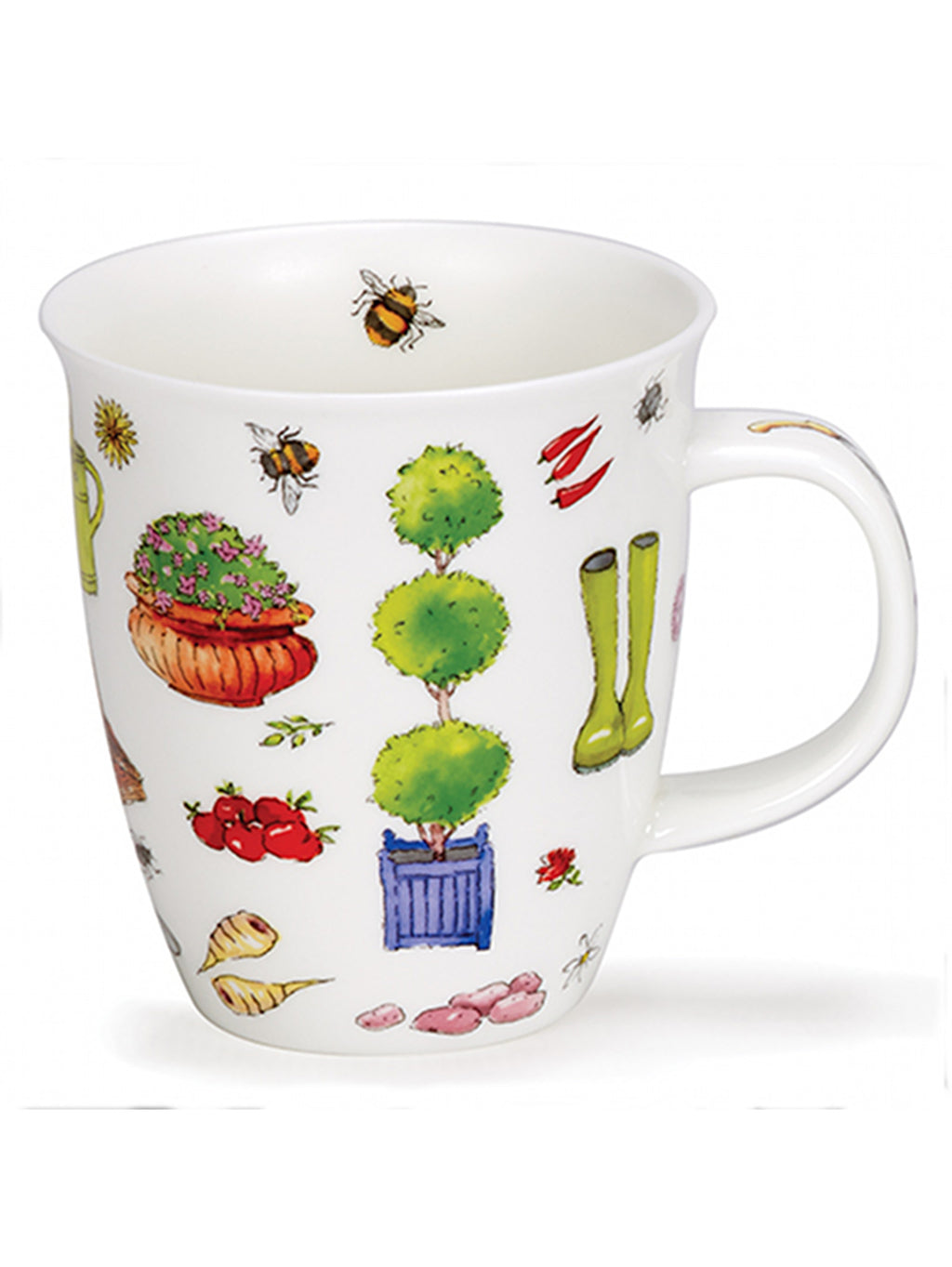 Dunoon Mugs - Garden Time Pot