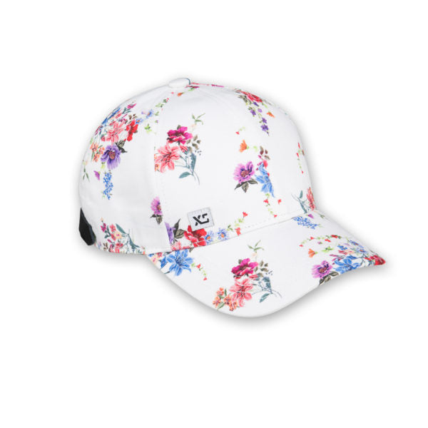 XS UNIFIED: Pink Posy Classic Cap