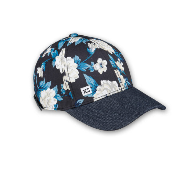 XS UNIFIED: Midnight Floral Classic Cap