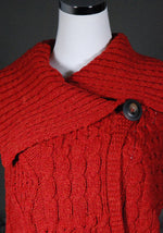 Load image into Gallery viewer, Women's: Merino Wool One Button Cardigan