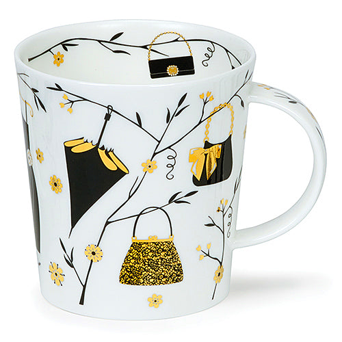 Buy Dunoon Mugs in Canada Lomond Designer Chic Bag Fine Bone China Red Scarf Equestrian