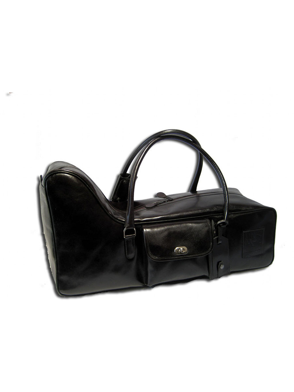 Elite Equestrian Boot Bag Classic Black for Tall Riding Boots - Buy Online at Red Scarf Equestrian Canada