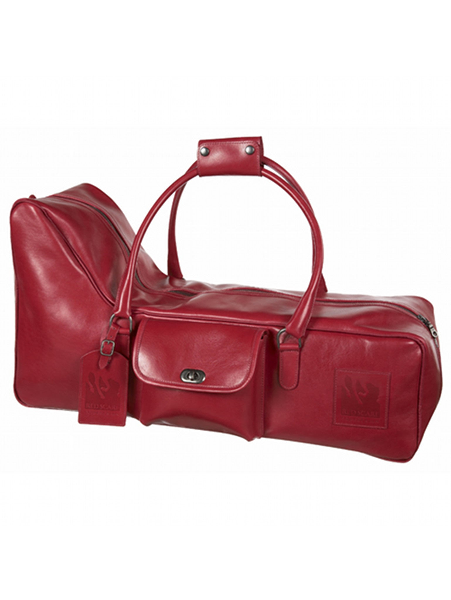 Equestrian Boot Bag Cherry Red for Tall Riding Boots - Buy Online Red Scarf Equestrian Canada