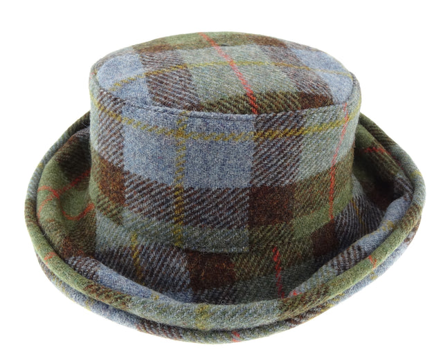 Harris Tweed Ladies Cloche Hat