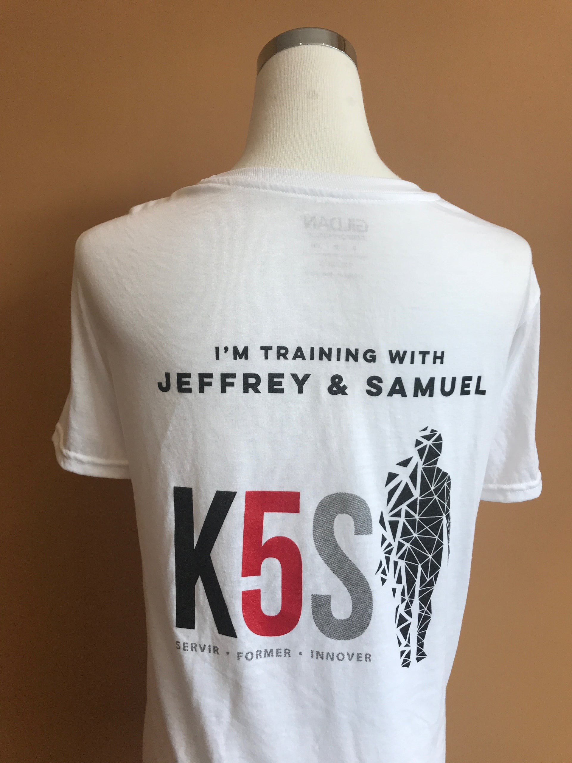 Le Tour de Jeffrey: 'Support Jeffrey' T-Shirts