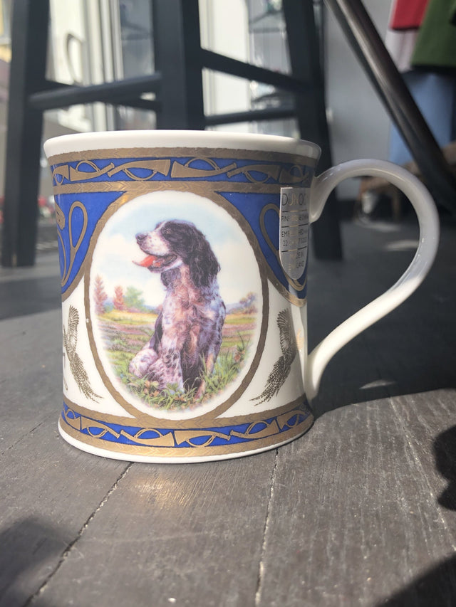 Dunoon Mugs - Country Cameos, Spaniel