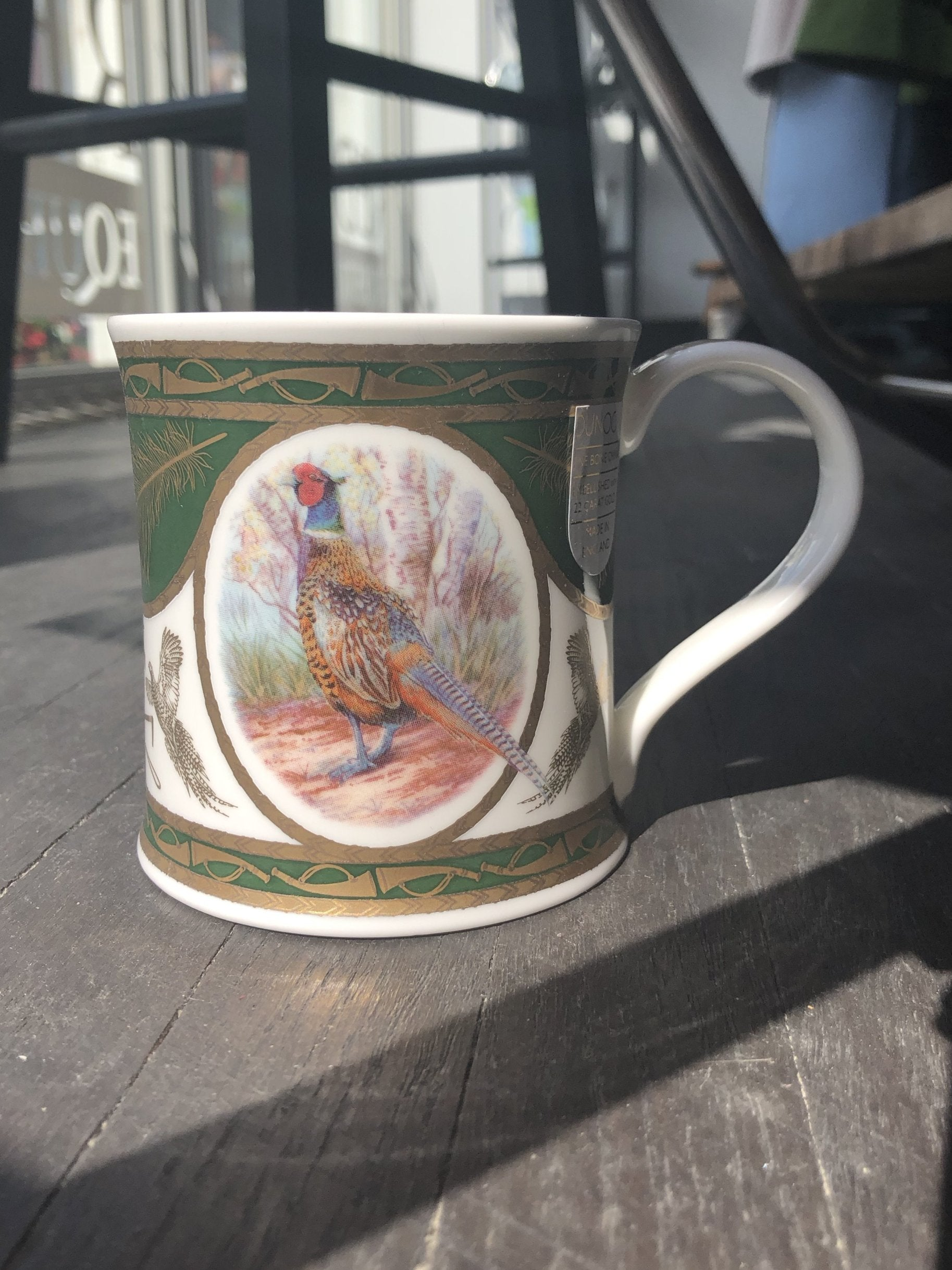 Dunoon Mugs - Country Cameos, Pheasant