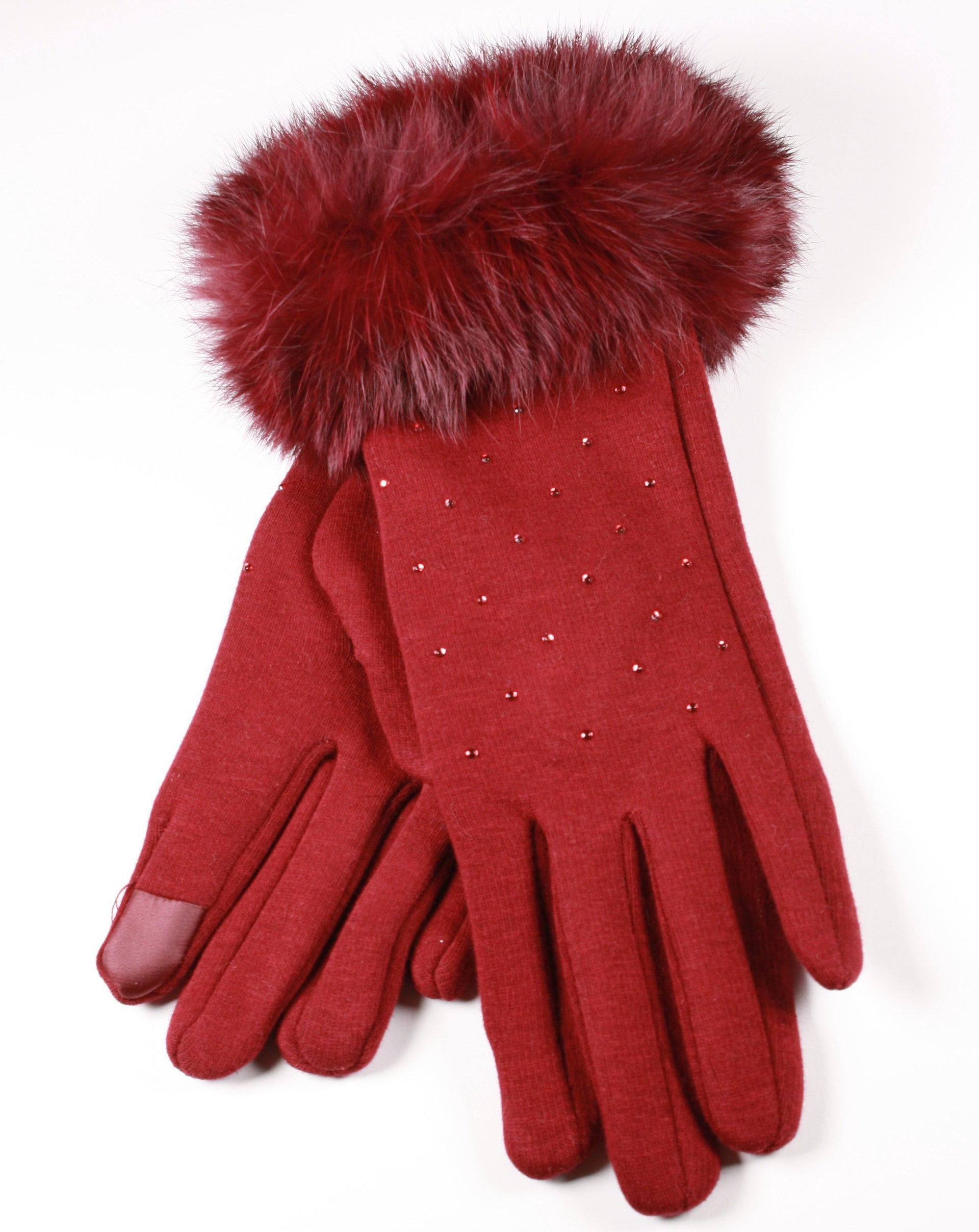 Womens Winter Gloves for Smartphones Touchscreen Buy in Canada at Red Scarf Equestrian