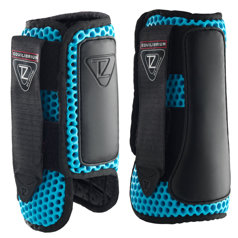 Tri-Zone Impact Sports Boots by Equilibrium (Hind)