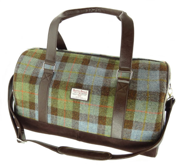 Harris Tweed Weekend Bag – Clyde