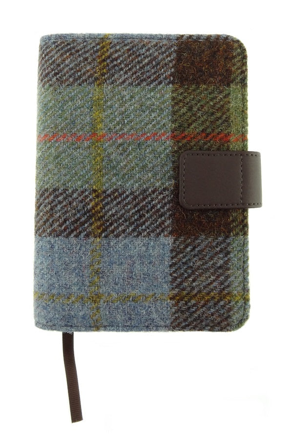 Harris Tweed Note Book