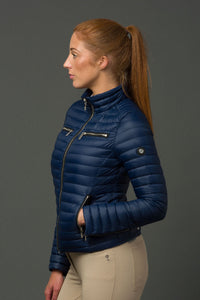 Lulu Jacket - Navy
