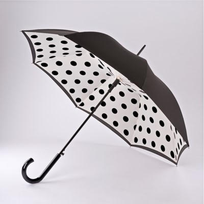 Bloomsbury-2 Polka Dot Umbrella