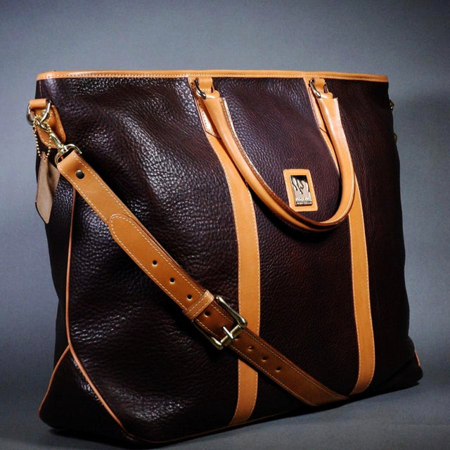 WEEKENDER - BROWN/TAN
