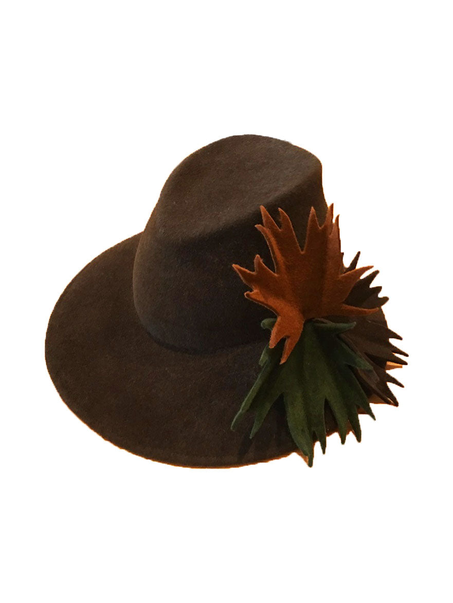The Saucy Milliner: First Autumn Hat