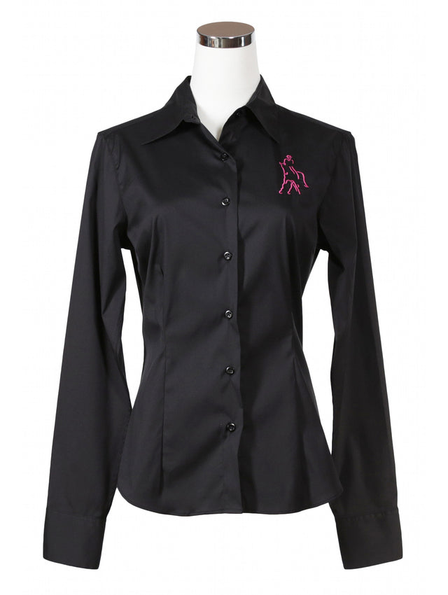Quintessential Solid Shirt Black