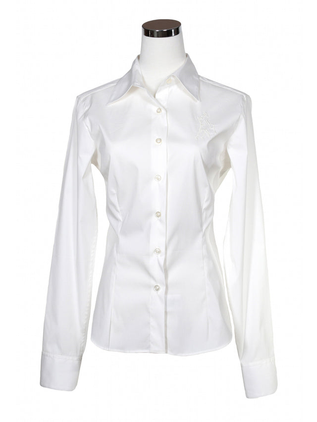 Quintessential Solid Shirt White