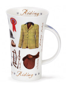 Dunoon Mugs - Riding Memorabilia