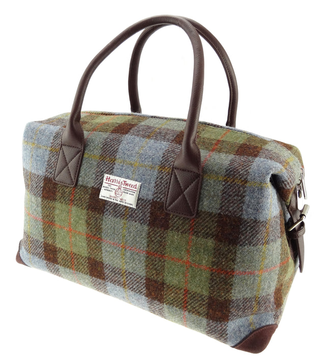 Harris Tweed Overnight Bag