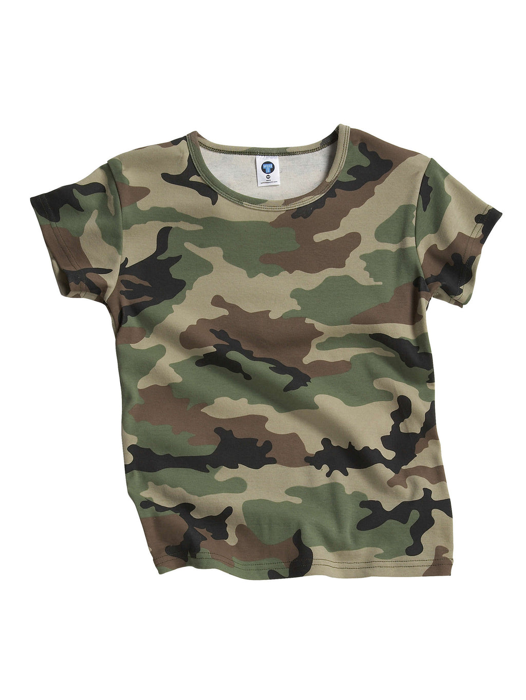 Ladies Camo Tee Size XL only