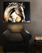 Load image into Gallery viewer, The Clydesdale: Leather Chair