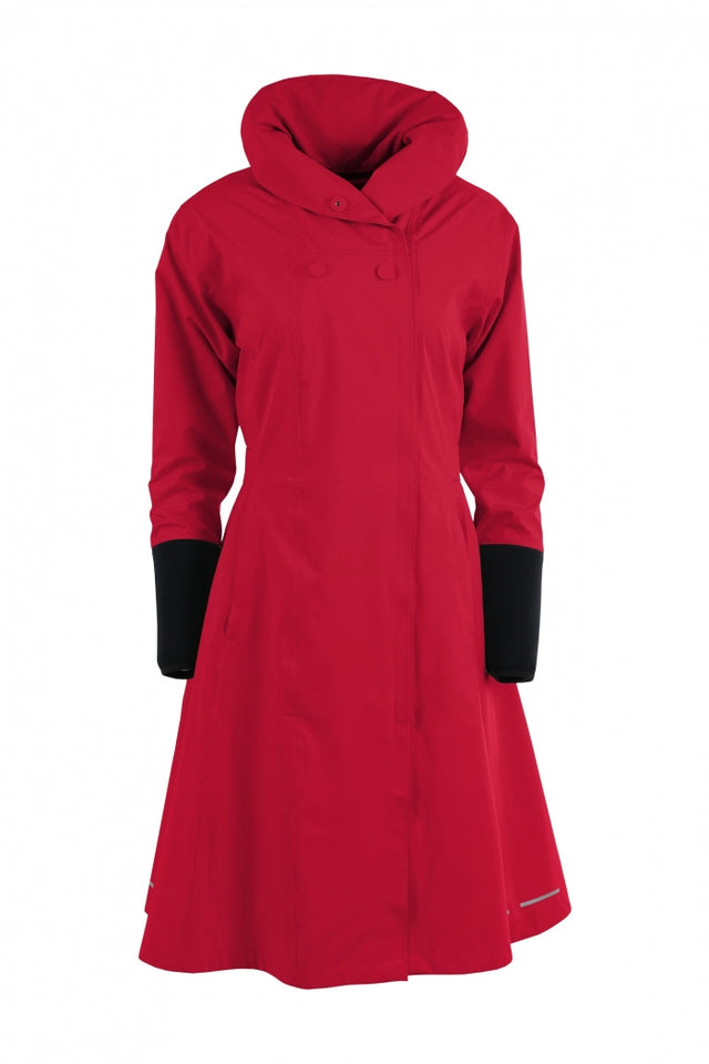 Blaest Rainwear:  BARCELONA Red