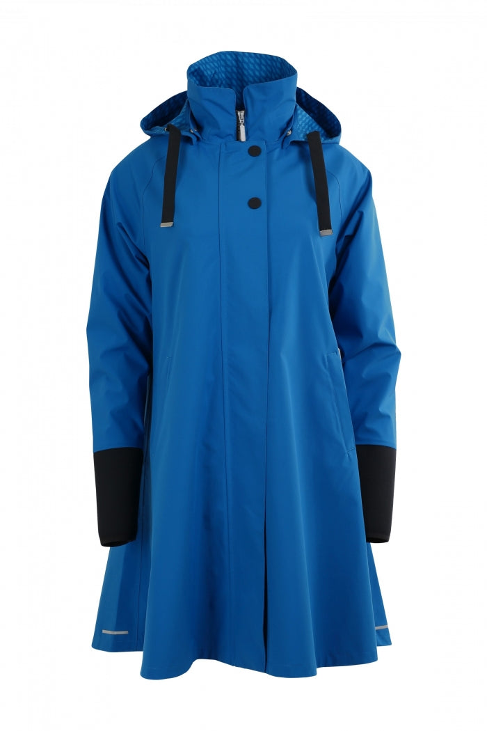 Blaest Rainwear:  FIRENZE Blue