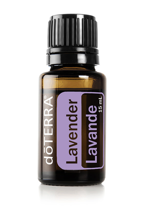 dōTERRA Lavender: Skin irritations and itchiness