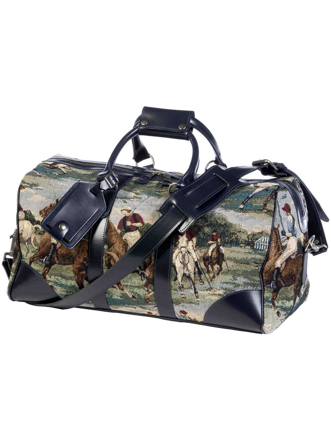 Classic Duffel Polo Tapestry / Carry-on