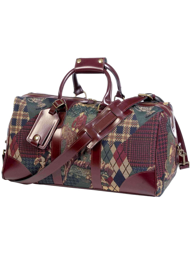 Classic Duffel Trophy Hunter Tapestry / Carry-on