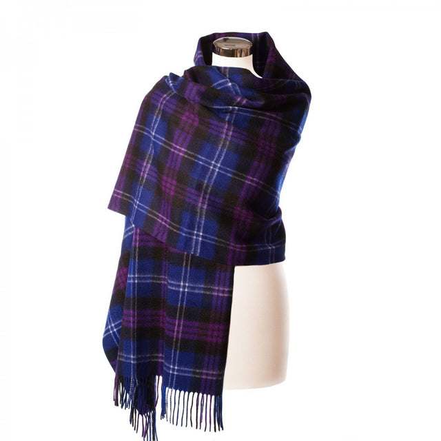Lambswool Shawl - Heritage of Scotland
