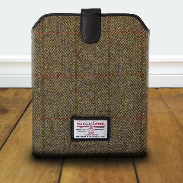 Tweed iPad Case
