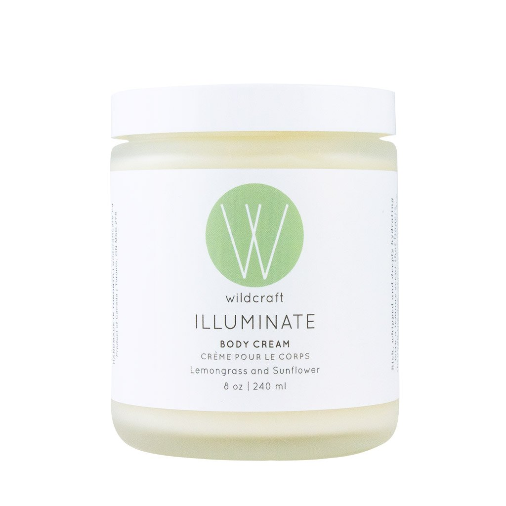 Wildcraft: Illuminate Body Cream Lemongrass and Sunflower