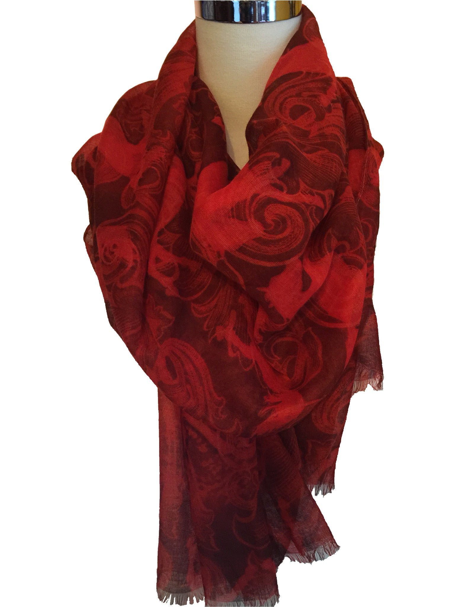 Equestrian Scarf with Horses Buy Online at Red Scarf Equestrian Canada