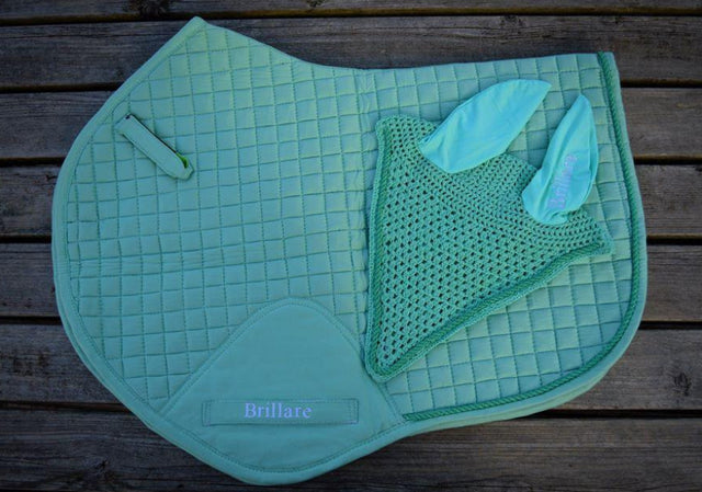 Limited Edition: Tie-Down Mint Fly Veil