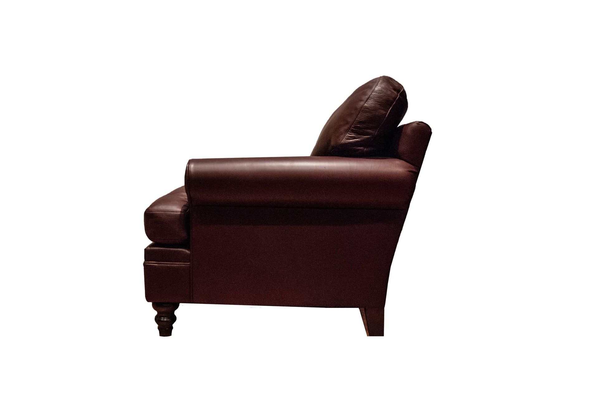 The Andalusian: Leather Chair