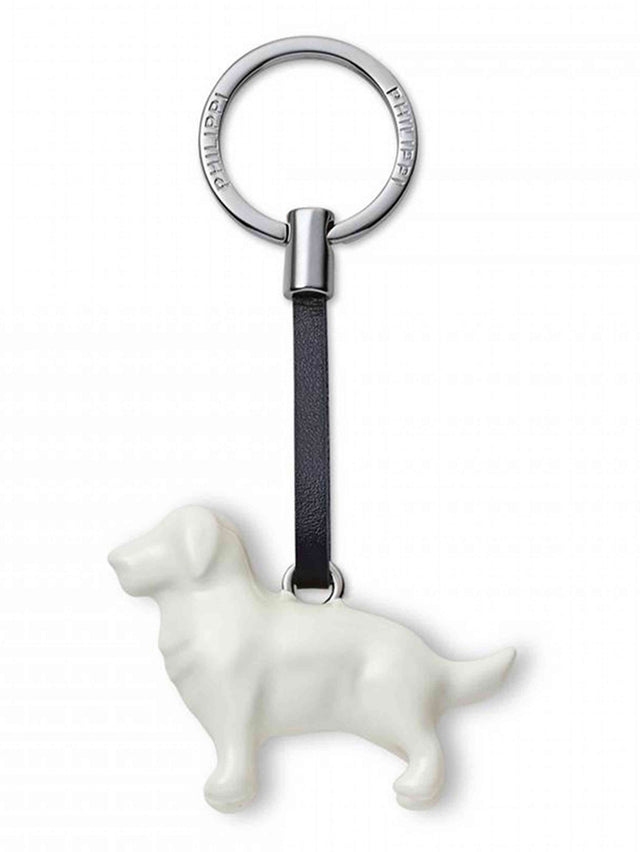 Keyholder: RETRIEVER Dog Key Pendant