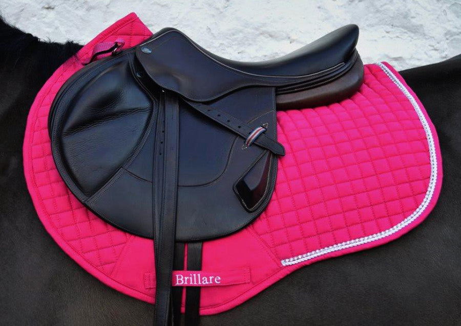 Limited Edition: Fuchsia Saddlepad
