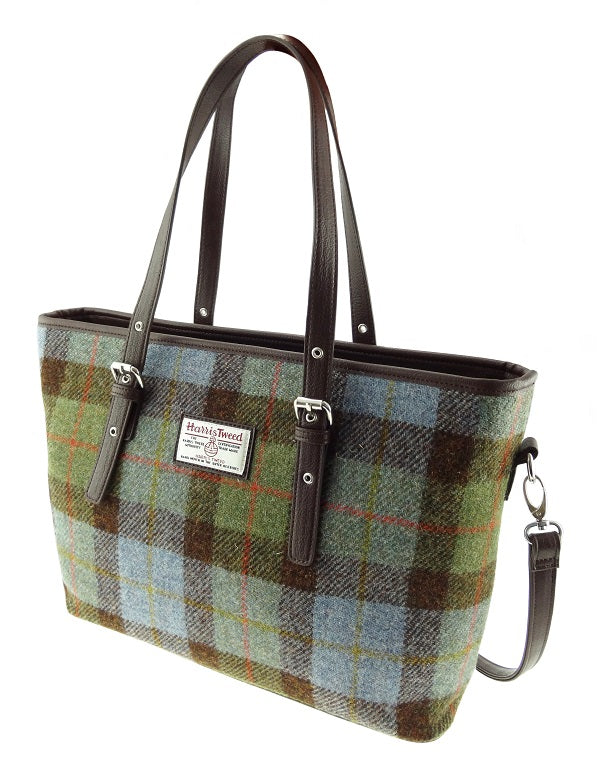Harris Tweed Tote Bag – Spey