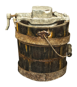 The Country Store Butter Churn