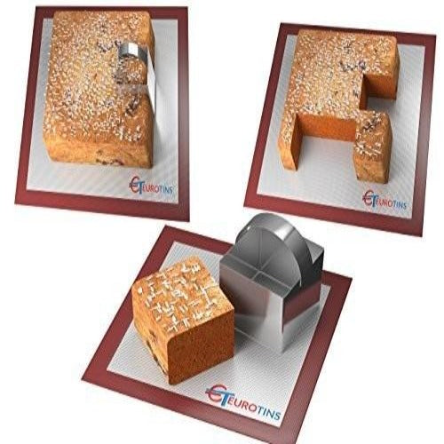 square shape cake slicer
