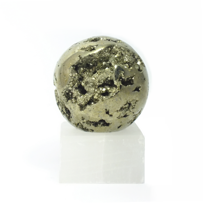 Iron Pyrite Spheres (Fool's Gold)