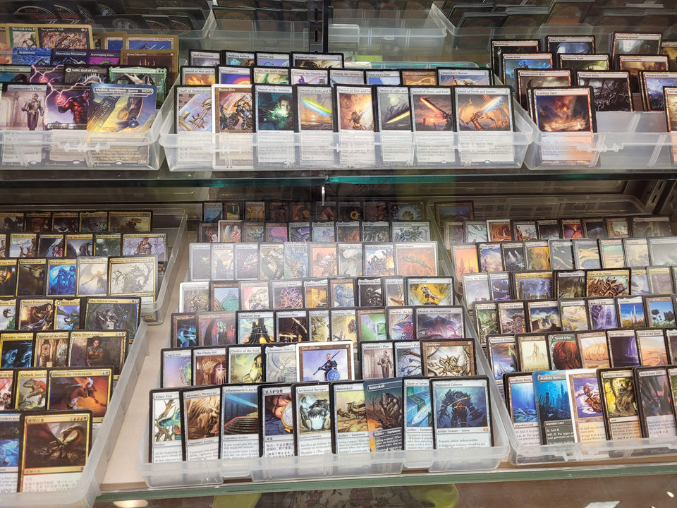 Sell Us Your MTG Cards