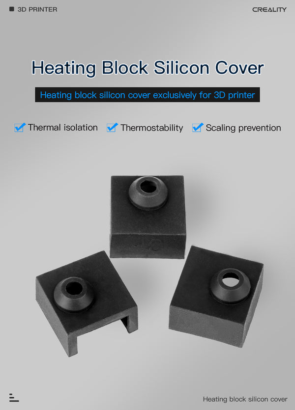 Silicone Sock For Heat Block 23*17.5*1.5mm / 1 PCS