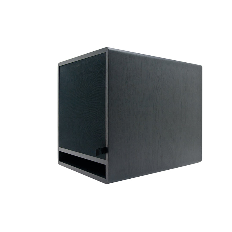 Earthquake FF-10 Subwoofer front angle