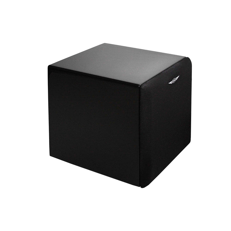 Earthquake MiniMe FF8 V2 subwoofer angle