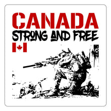 Charger l'image dans la galerie, Strong and Free Stickers - Special Operations